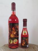 Raspberry sweet wine