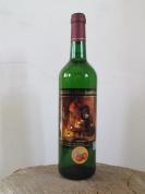 Apple sweet desert wine
