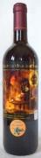 Black currant semi-dry wine