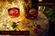 Сладкое вино из вишни